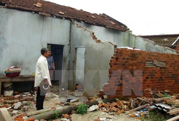 欧盟向越南受灾地区提供20万欧元紧急援助 hinh anh 1