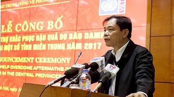 越南呼吁协助中部灾民开展灾后重建工作 hinh anh 2