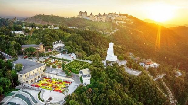 岘港市旅游超额完成年度目标 hinh anh 1