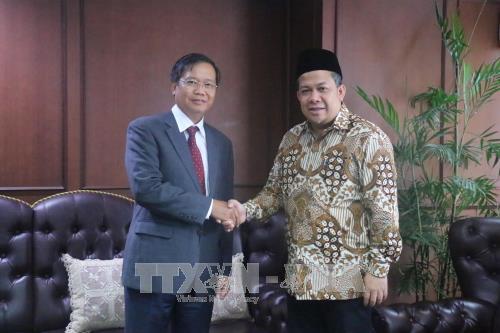印尼重视对越南的合作关系 hinh anh 1