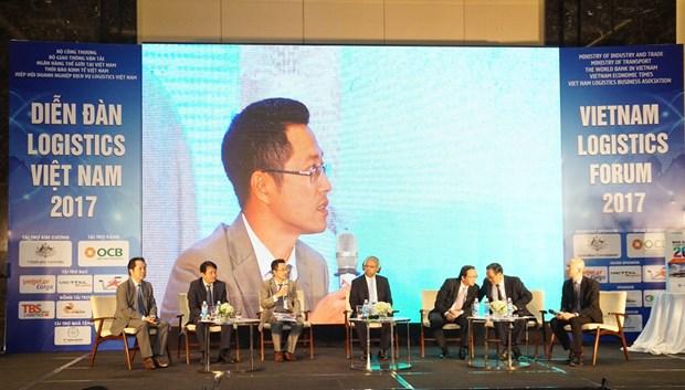 2017年越南物流论坛在河内举行 hinh anh 2