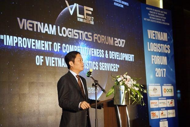 2017年越南物流论坛在河内举行 hinh anh 1