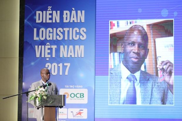 2017年越南物流论坛在河内举行 hinh anh 3