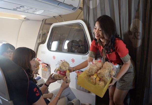 越捷航空公司开通胡志明市至泰国普吉岛和清迈两条新航线 hinh anh 2