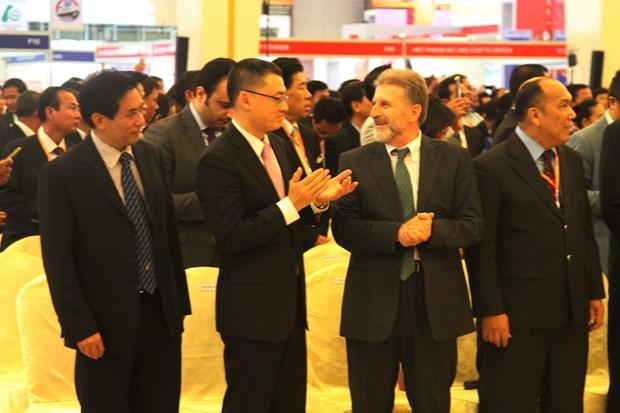 越南出席柬埔寨进出口商品展 hinh anh 2
