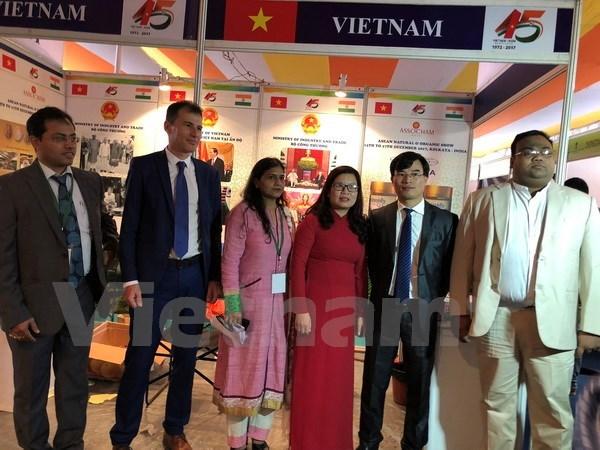 越南出席2017年东盟天然产品和有机食品博览会 hinh anh 1