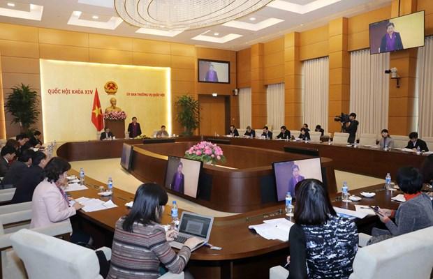 亚太议会论坛第26届年会组委会举行第三次会议 hinh anh 2