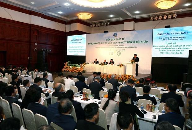阮春福总理:科学发展有机农业 hinh anh 2