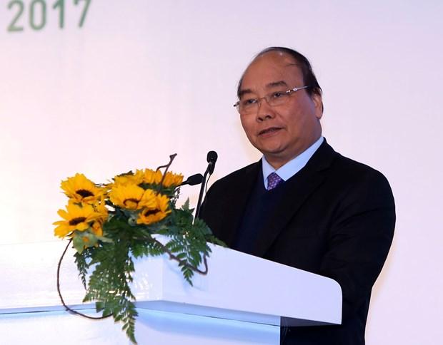 阮春福总理:科学发展有机农业 hinh anh 1