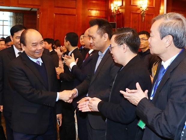 阮春福总理:科学发展有机农业 hinh anh 3