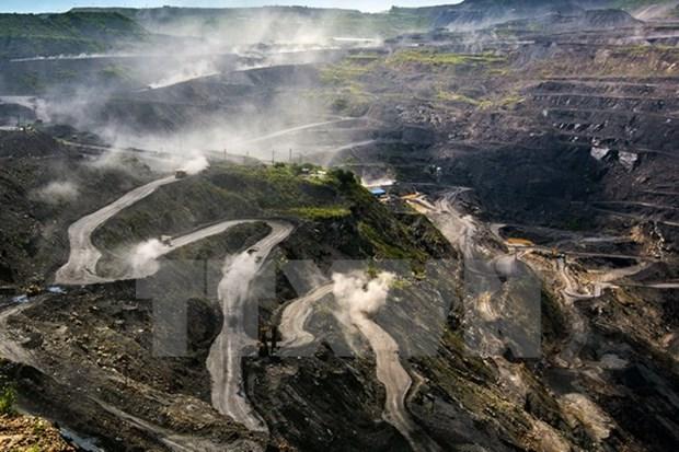 政府总理批准越南煤炭矿产工业集团重组提案 hinh anh 1