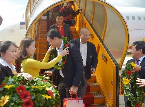 越捷航空公司正式开通越南大叻至泰国曼谷直航航线 hinh anh 3