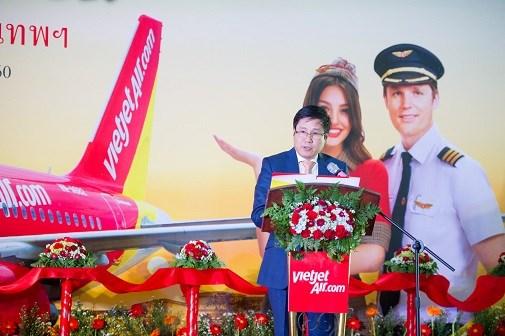 越捷航空公司正式开通越南大叻至泰国曼谷直航航线 hinh anh 4