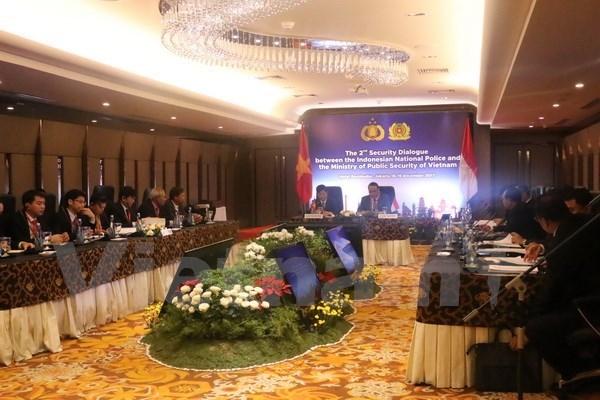 越南印尼加强安全合作 hinh anh 1