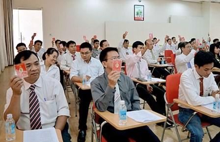 切实提高民营企业党组织生活的质量和效益 hinh anh 1