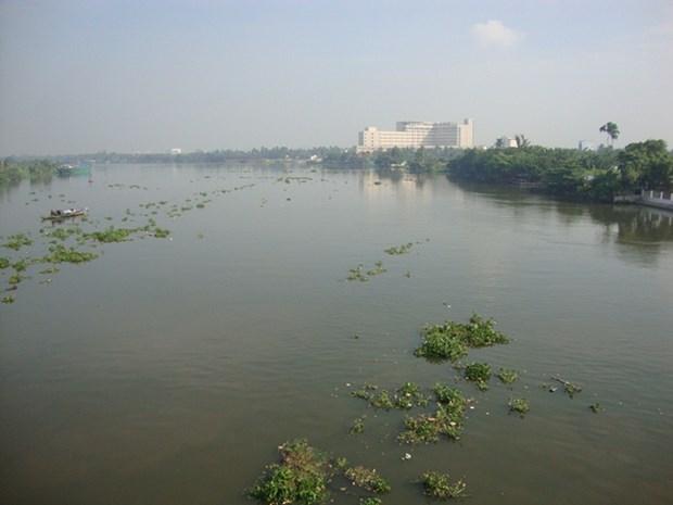 越南各省市携手保护同奈河流域生态环境 hinh anh 1