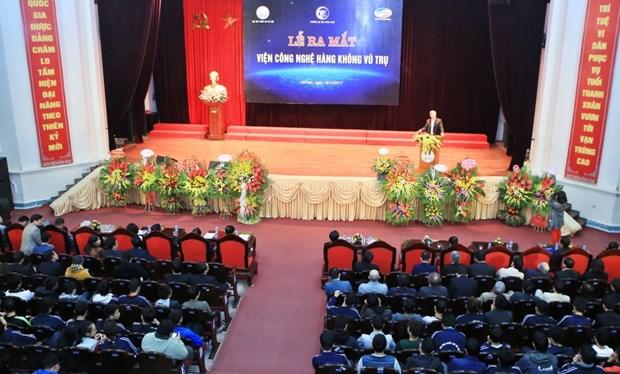 越南成立航天技术学院 培养航空航天领域专业人才 hinh anh 1