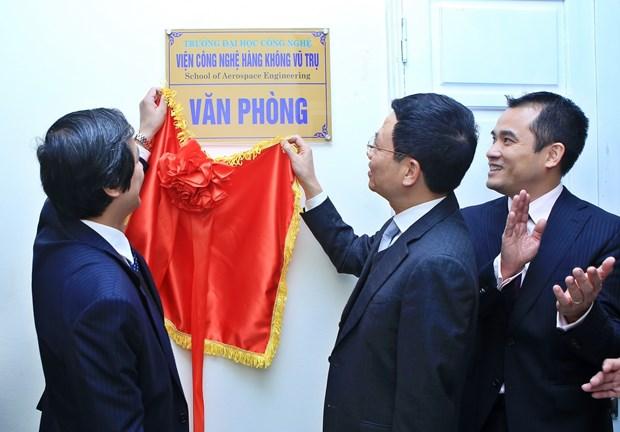越南成立航天技术学院 培养航空航天领域专业人才 hinh anh 2