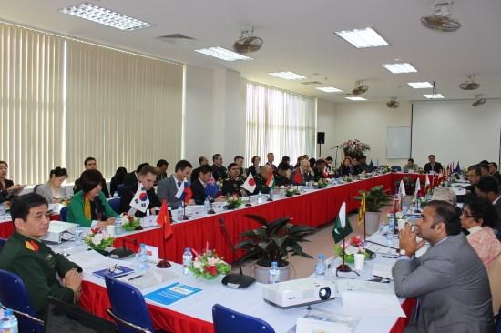 提升东盟地区论坛成员国参与联合国维和行动的能力素质 hinh anh 2
