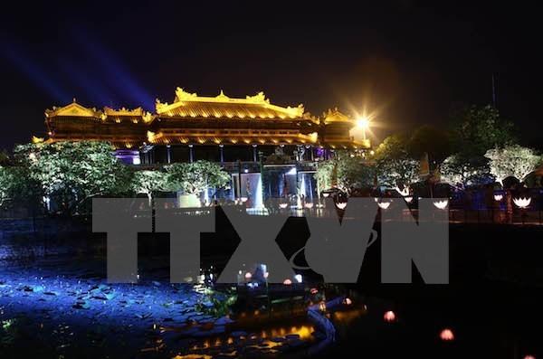 2018年顺化文化节:一个目的地 五个遗产 hinh anh 1