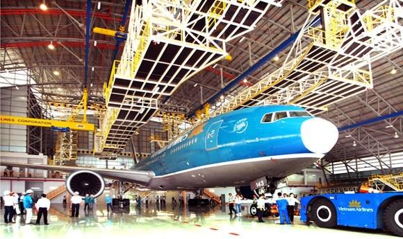 越航与伙伴合作培训飞机保修工程师 hinh anh 1
