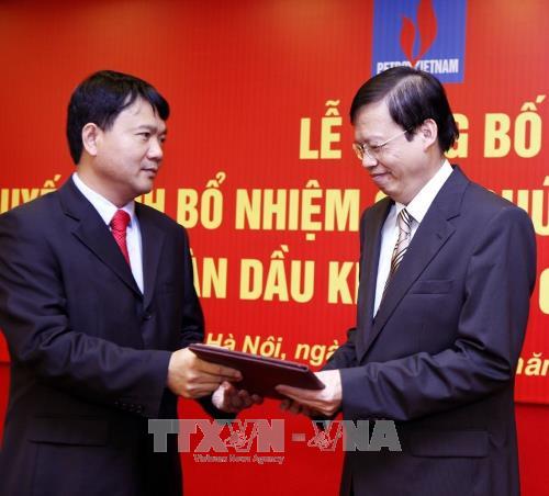 前越南油气集团总经理冯廷实遭起诉 hinh anh 1