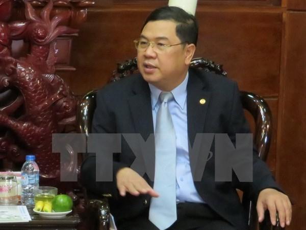 范家足被任命为中央内政部副部长 hinh anh 1