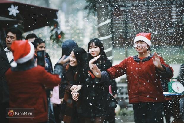 2017年沙巴冬日节:探索沙巴雪花 hinh anh 2
