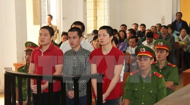 """安江省5名被告人因""""煽动宣传反越南社会主义共和国罪""""被判刑 hinh anh 1"""