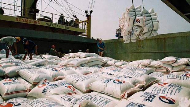 2017年回顾:大米出口恢复增长势头 hinh anh 1