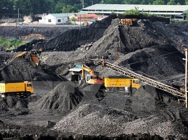 越南煤炭矿产工业集团力争2018年实现煤炭销量达3600万吨 hinh anh 1