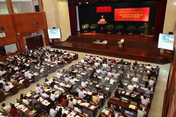 越南宣教工作为完成国家各项任务目标做出重要贡献 hinh anh 1