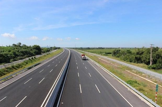 越南交通运输部公布北南高速公路东线部分路段建设项目名录 hinh anh 1