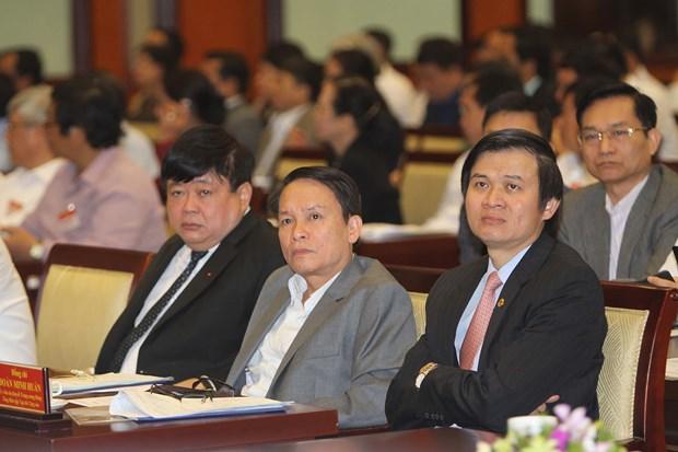 越南全国新闻媒体2018年工作计划部署会议在胡志明市召开 hinh anh 1