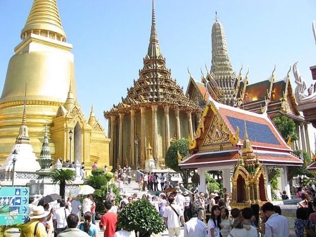 今年11月份泰国接待游客量增长23.2% hinh anh 1