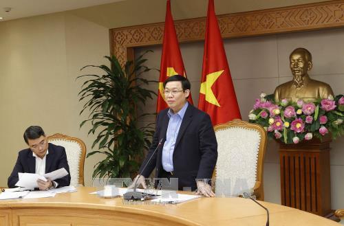 越南国家货币与财政政策咨询委员会2017年第四季度会议在河内召开 hinh anh 1