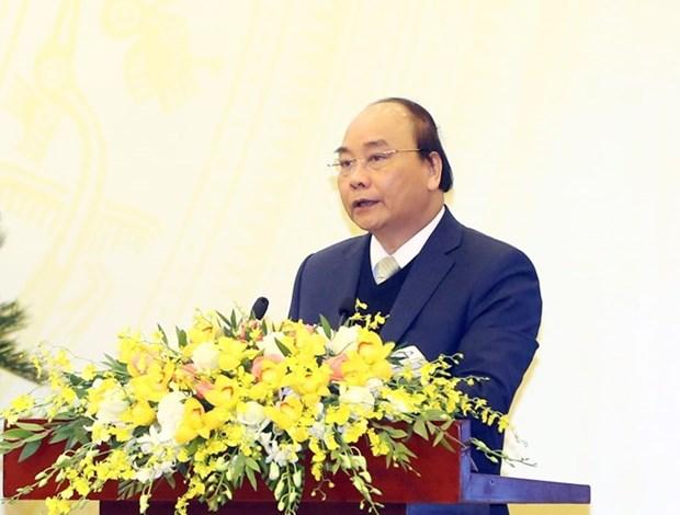 阮春福总理:各地方政府领导要特别关注反腐败工作 hinh anh 2