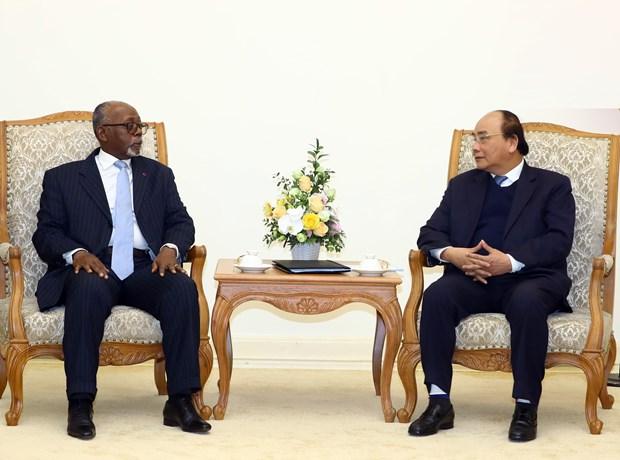 喀麦隆愿与越南加强多方面合作 hinh anh 2
