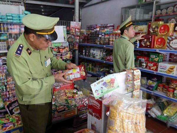 越南多措并举确保2018年春节和节日期间食品安全 hinh anh 1