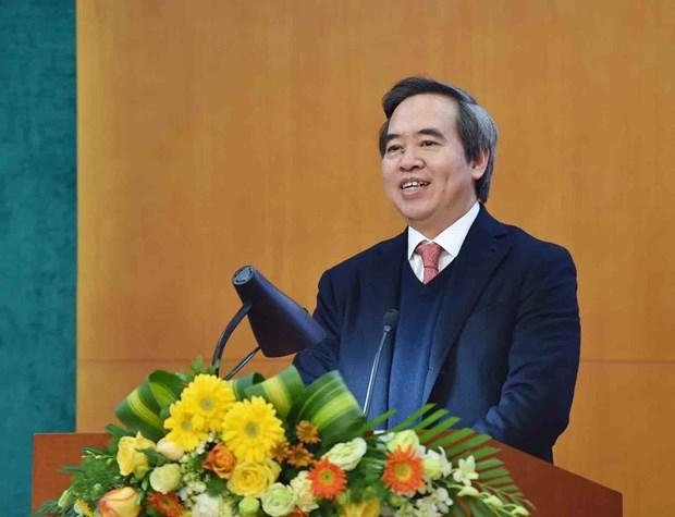 越共中央经济部全面深化改革当好参谋助手提高工作质量 hinh anh 2