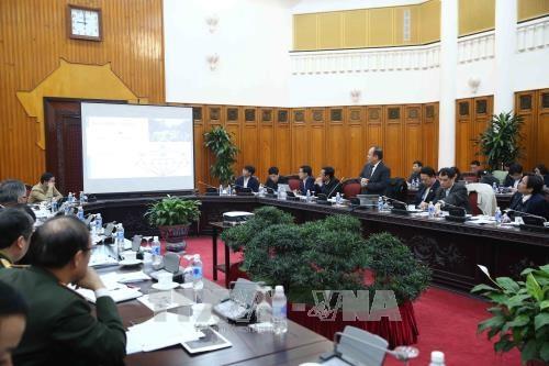 2017年信息技术应用国家委员会工作总结暨2018年工作部署会议召开 hinh anh 1