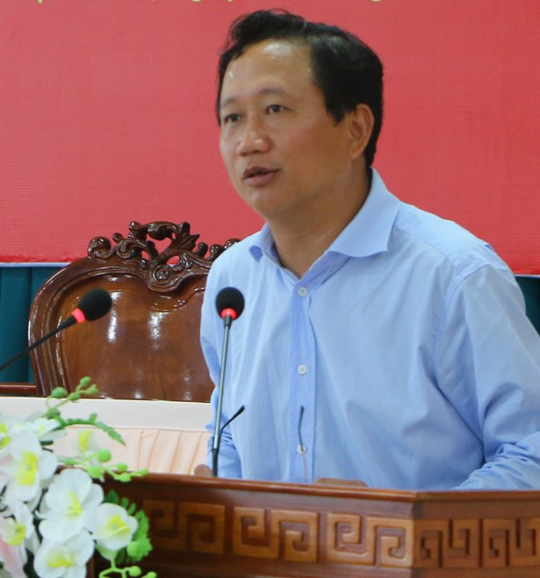 郑春青及其同案犯审理:45名律师为21名被告人辩护 hinh anh 1
