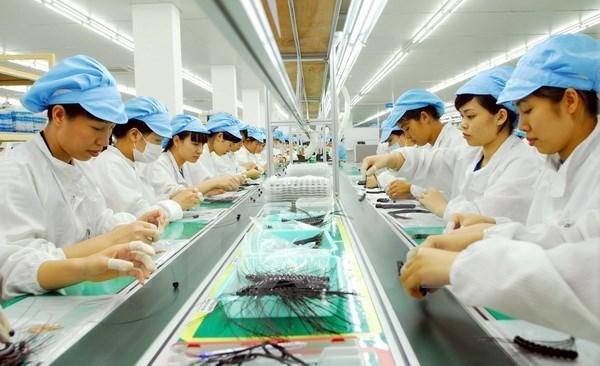 2017年越南GDP超额完成目标 增长率达6.81% hinh anh 1