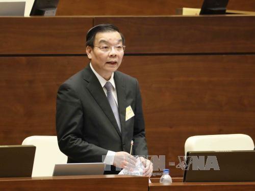 越南科技部长周玉英:增强能力 努力跟上第四次工业革命步伐 hinh anh 1