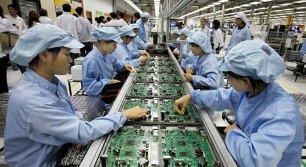 2018年河内市力争农村工业产值增长10% hinh anh 1