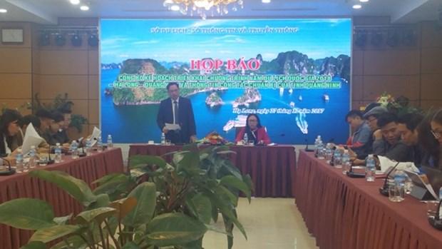 广宁省努力为2018年国家旅游年做好准备 hinh anh 1