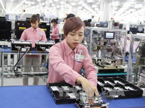 法国媒体:越南是地区最好经济体之一 hinh anh 1