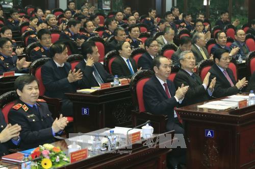 越南最高人民检察院部署2018年工作任务 hinh anh 3