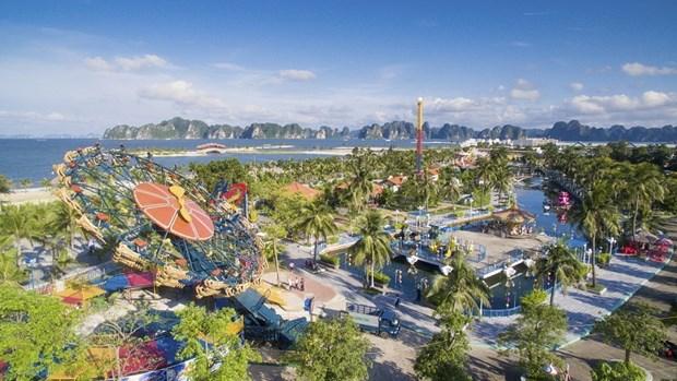 越南广宁省努力成为地区一流旅游中心 hinh anh 1