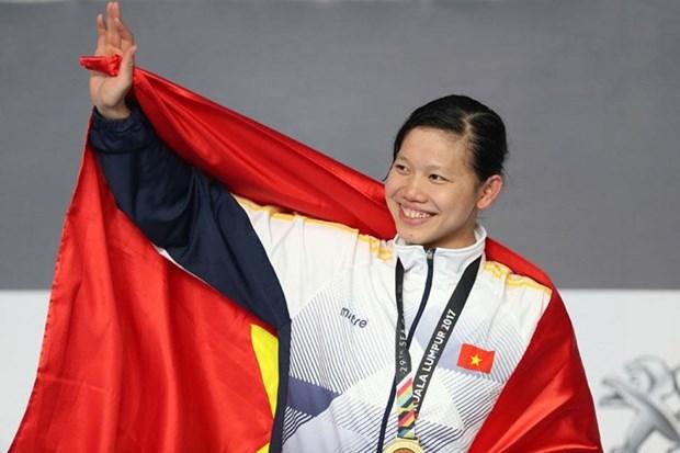2017年全国最佳体育运动员、最佳残疾人运动员和最佳教练员称号揭晓 hinh anh 1